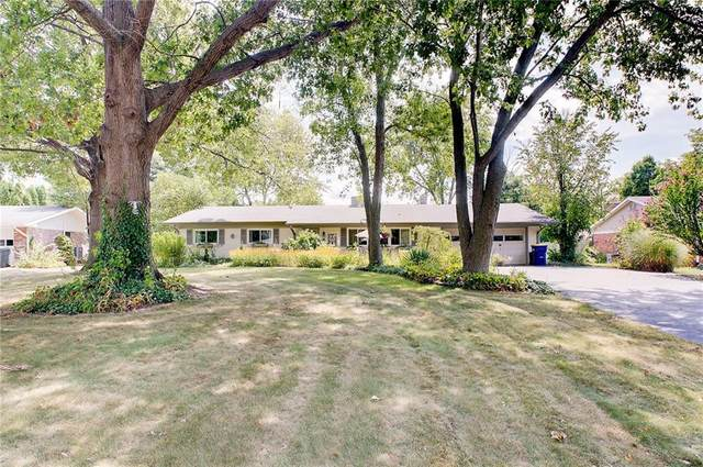 5631 E 72nd Street, Indianapolis, IN 46250 (MLS #21808599) :: Mike Price Realty Team - RE/MAX Centerstone