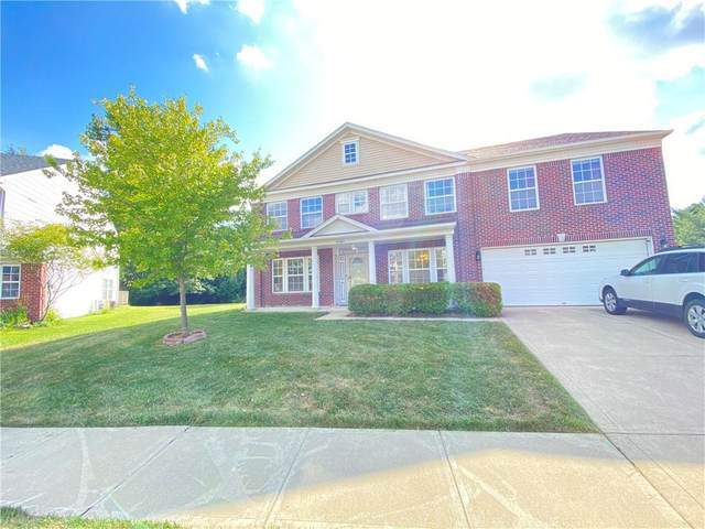 10585 Carrie Lane, Indianapolis, IN 46231 (MLS #21808608) :: JM Realty Associates, Inc.