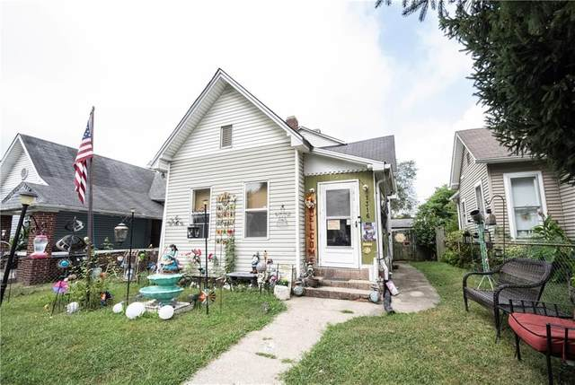 1316 Villa Avenue, Indianapolis, IN 46203 (MLS #21808617) :: Mike Price Realty Team - RE/MAX Centerstone