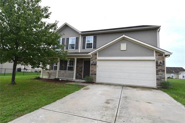 8195 Stonelick Drive, Avon, IN 46123 (MLS #21808625) :: Mike Price Realty Team - RE/MAX Centerstone