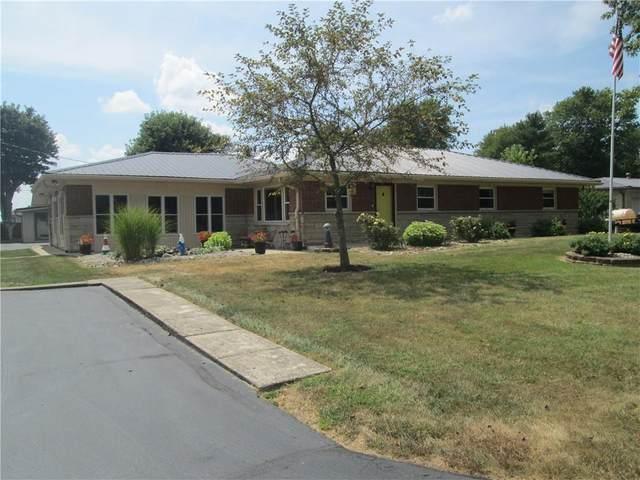 1231 E Hazelwood Drive N, Shelbyville, IN 46176 (MLS #21808629) :: Pennington Realty Team