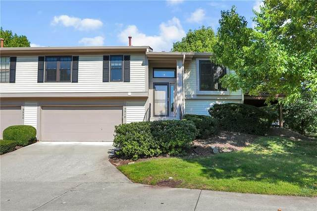 9518 Bay Vista East Drive, Indianapolis, IN 46250 (MLS #21808636) :: Richwine Elite Group