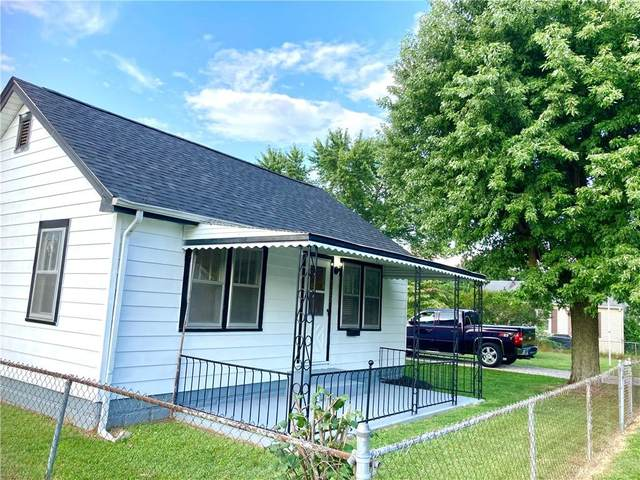 2222 Mckinley Avenue, Columbus, IN 47201 (MLS #21808638) :: Mike Price Realty Team - RE/MAX Centerstone