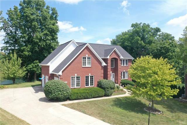 11146 Polo Court, Indianapolis, IN 46239 (MLS #21808651) :: Pennington Realty Team
