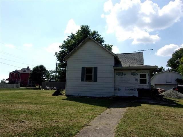 8513 S Walnut Street, Daleville, IN 47334 (MLS #21808668) :: The ORR Home Selling Team