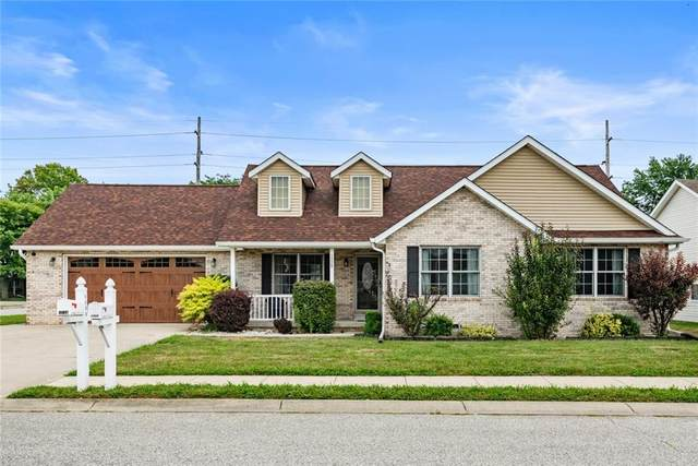 1728 N Oakmont Avenue, Greensburg, IN 47240 (MLS #21808670) :: Mike Price Realty Team - RE/MAX Centerstone