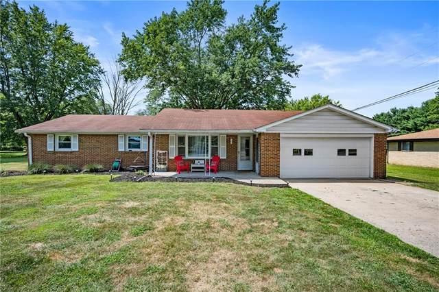 9369 N 800 W, Middletown, IN 47356 (MLS #21808671) :: Mike Price Realty Team - RE/MAX Centerstone