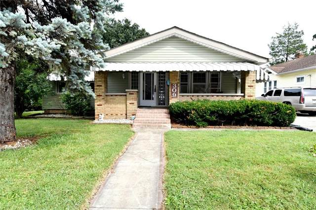 309 S Ritter Avenue, Indianapolis, IN 46219 (MLS #21808689) :: The Evelo Team