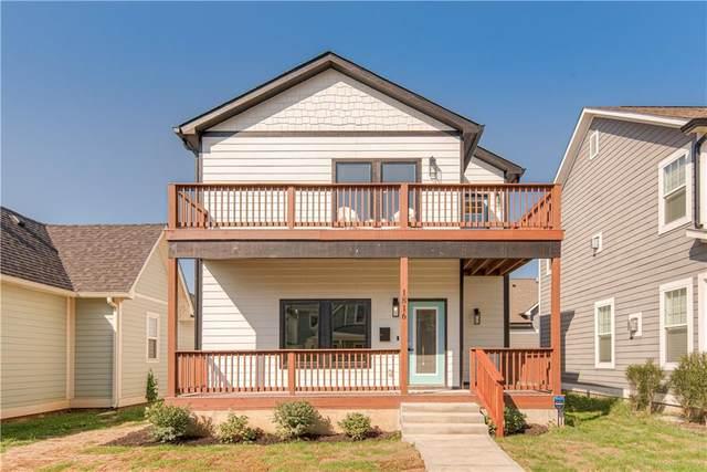 1816 Carrollton Avenue, Indianapolis, IN 46202 (MLS #21808697) :: Ferris Property Group