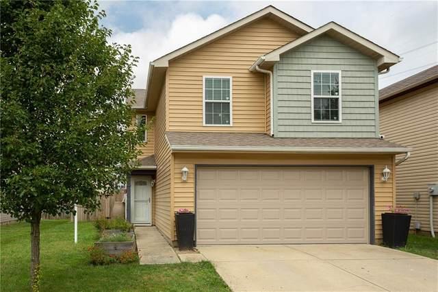 11408 Water Birch Drive, Indianapolis, IN 46235 (MLS #21808698) :: Mike Price Realty Team - RE/MAX Centerstone
