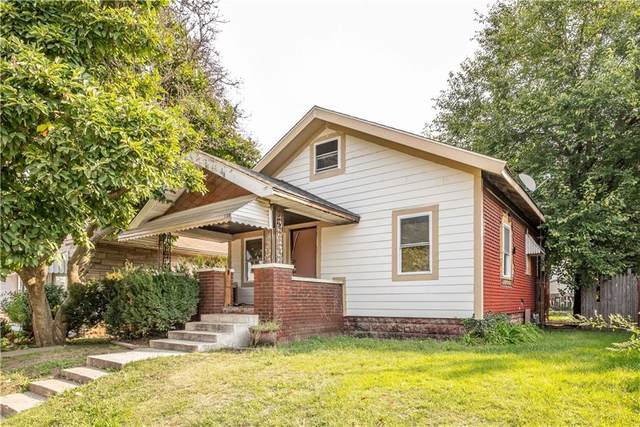 135 S Traub Avenue, Indianapolis, IN 46222 (MLS #21808710) :: Ferris Property Group