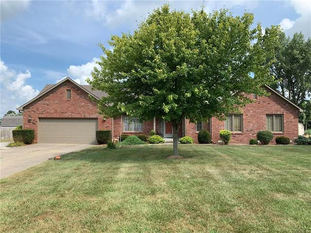 210 Cranberry Drive, Greenfield, IN 46140 (MLS #21808721) :: Richwine Elite Group