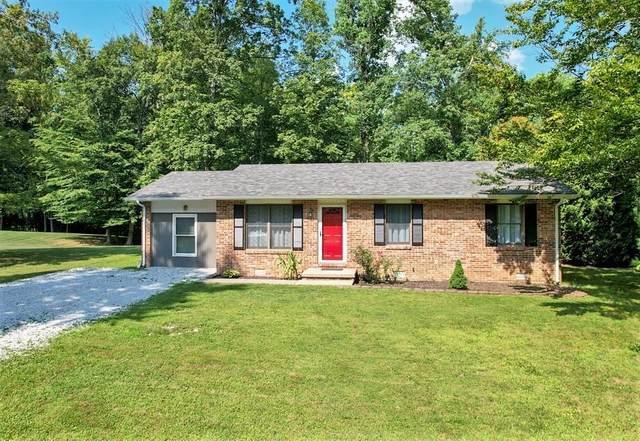 1390 W Base Road, North Vernon, IN 47265 (MLS #21808727) :: JM Realty Associates, Inc.