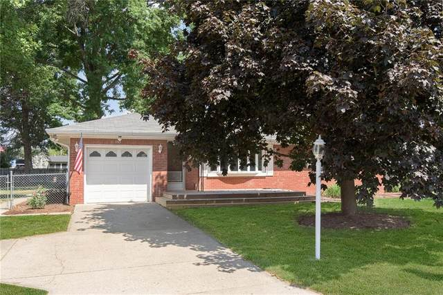 126 Grandison Road, Greenfield, IN 46140 (MLS #21808743) :: Mike Price Realty Team - RE/MAX Centerstone