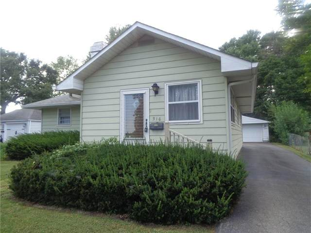 316 N Cecil Avenue, Indianapolis, IN 46219 (MLS #21808757) :: Heard Real Estate Team | eXp Realty, LLC