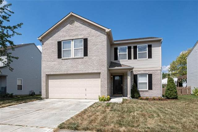 3356 Pavetto Lane, Indianapolis, IN 46203 (MLS #21808776) :: The Indy Property Source