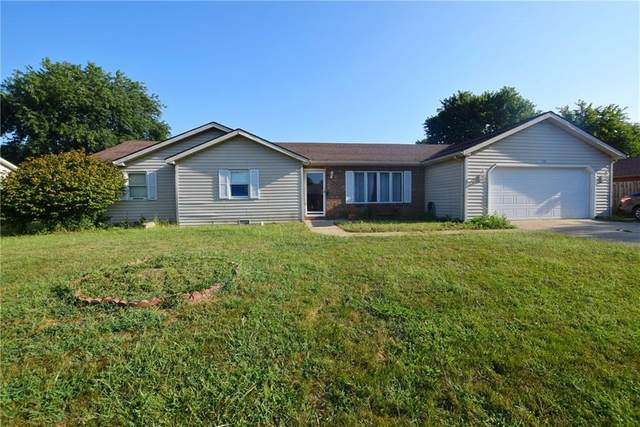 108 Orleans Avenue, Anderson, IN 46013 (MLS #21808790) :: Mike Price Realty Team - RE/MAX Centerstone