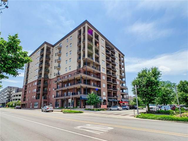 435 Virginia Avenue #506, Indianapolis, IN 46203 (MLS #21808796) :: JM Realty Associates, Inc.