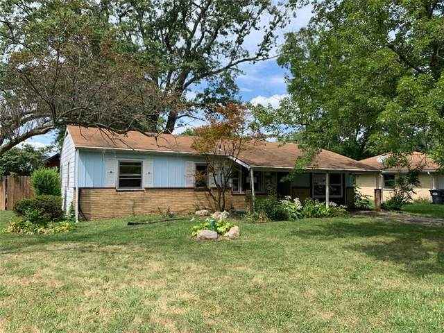 3504 W Fleetwood Drive, Muncie, IN 47302 (MLS #21808803) :: Mike Price Realty Team - RE/MAX Centerstone
