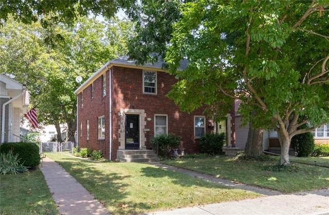 5066/5068 W 15th Street, Speedway, IN 46224 (MLS #21808805) :: Mike Price Realty Team - RE/MAX Centerstone