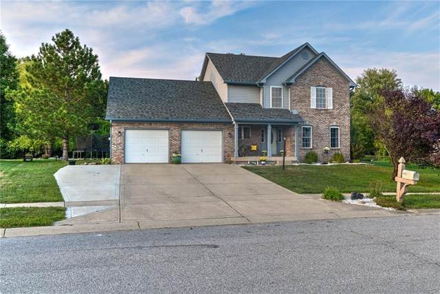 7937 Meadow Bend Circle, Indianapolis, IN 46259 (MLS #21808832) :: Ferris Property Group
