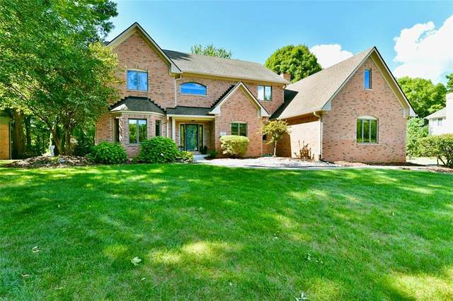 15 Carnaby Court, Brownsburg, IN 46112 (MLS #21808833) :: Mike Price Realty Team - RE/MAX Centerstone