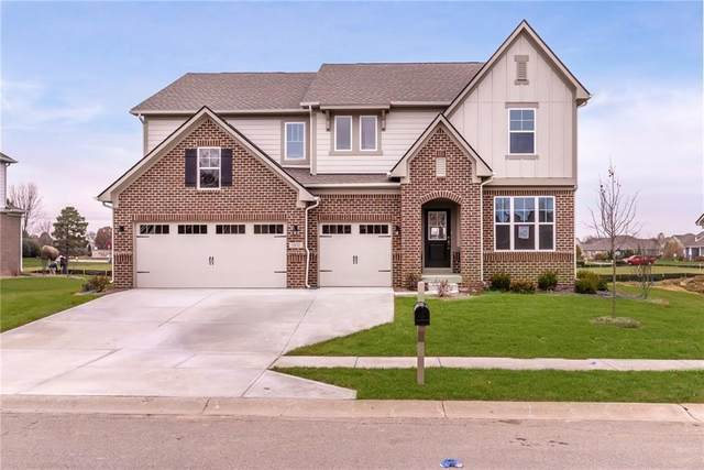 5852 Selis Square Court, Noblesville, IN 46062 (MLS #21808843) :: Pennington Realty Team