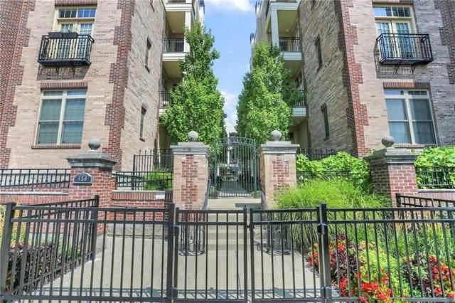 450 E Ohio Street #209, Indianapolis, IN 46204 (MLS #21808893) :: Ferris Property Group