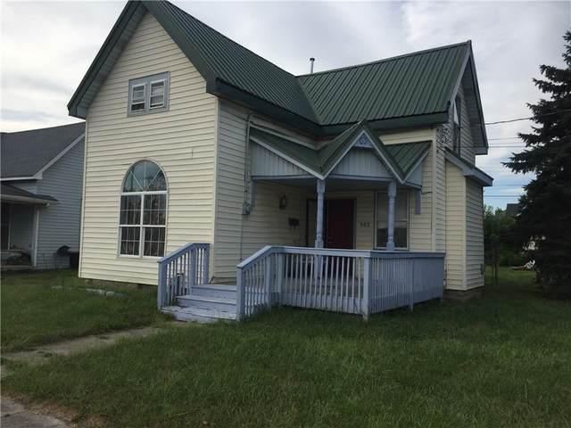 902 W Main Street, Greenfield, IN 46140 (MLS #21808900) :: Heard Real Estate Team | eXp Realty, LLC