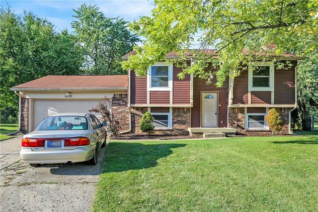 4942 Carry Back Lane, Indianapolis, IN 46237 (MLS #21808905) :: Mike Price Realty Team - RE/MAX Centerstone