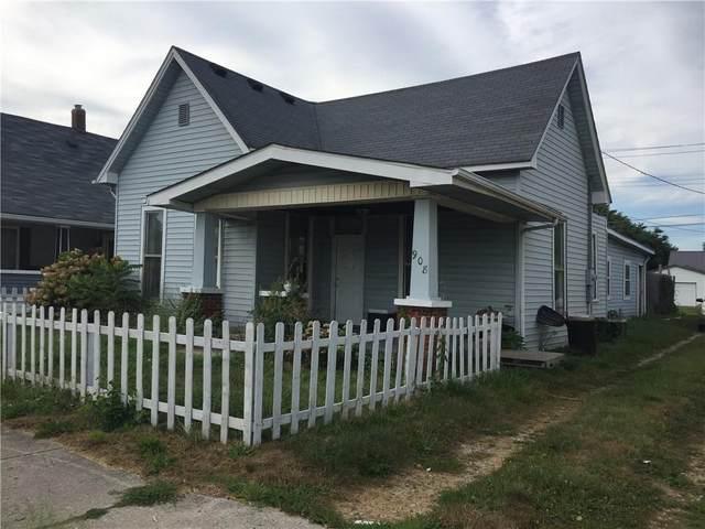 908 W Main Street, Greenfield, IN 46140 (MLS #21808911) :: Heard Real Estate Team | eXp Realty, LLC