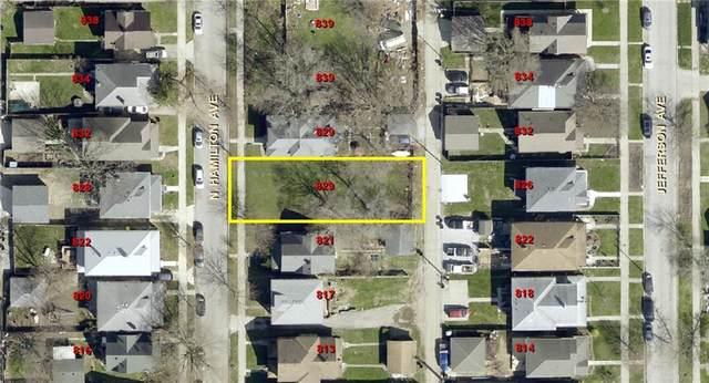 829 N Hamilton Avenue, Indianapolis, IN 46201 (MLS #21808948) :: JM Realty Associates, Inc.