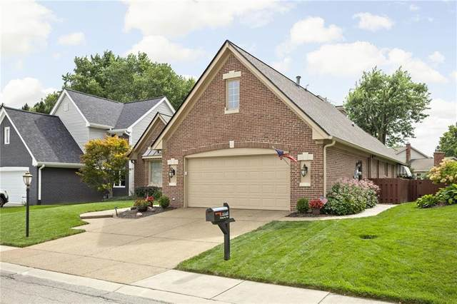 12246 Charing Cross Road, Carmel, IN 46033 (MLS #21808973) :: The Evelo Team