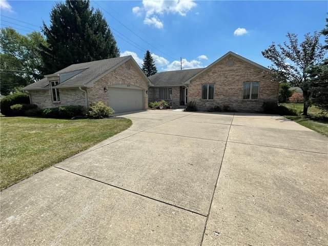 899 Sycamore Street, Brownsburg, IN 46112 (MLS #21808980) :: Heard Real Estate Team   eXp Realty, LLC