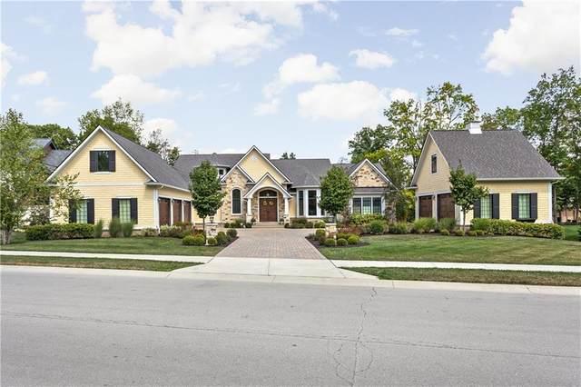 860 Chatham Hills Boulevard, Westfield, IN 46074 (MLS #21808991) :: Richwine Elite Group