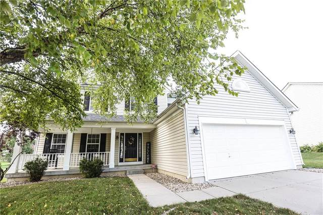 5396 Wakefield Drive N, Greenwood, IN 46142 (MLS #21809000) :: Ferris Property Group