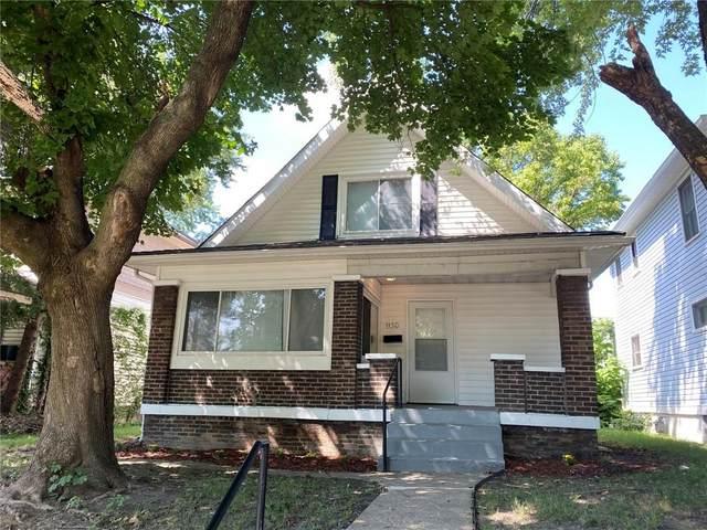 1130 N Kealing Avenue, Indianapolis, IN 46201 (MLS #21809005) :: Richwine Elite Group