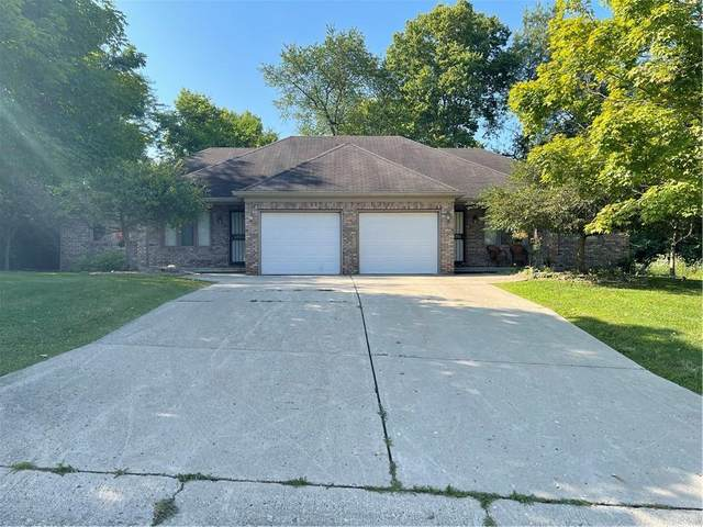 14315-14317 W Heather Lane, Daleville, IN 47334 (MLS #21809076) :: The Evelo Team
