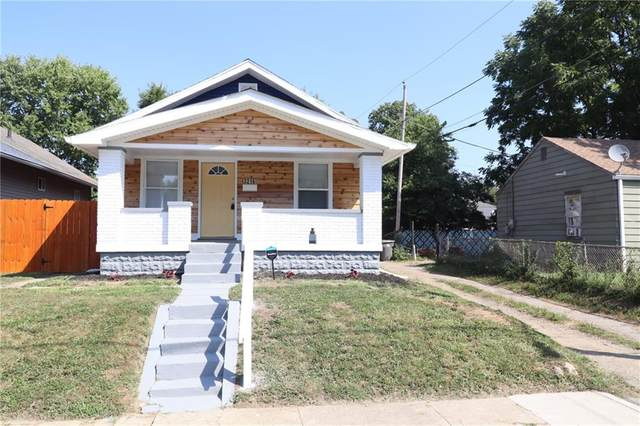 3216 E 20TH Street, Indianapolis, IN 46218 (MLS #21809083) :: Mike Price Realty Team - RE/MAX Centerstone