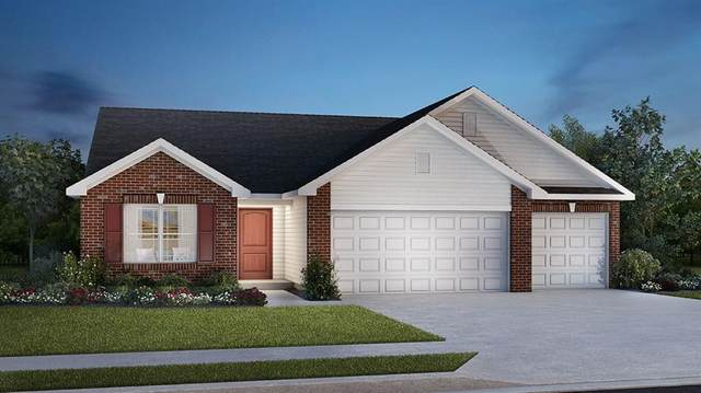 7855 Rolling Green Drive, Plainfield, IN 46168 (MLS #21809091) :: Richwine Elite Group
