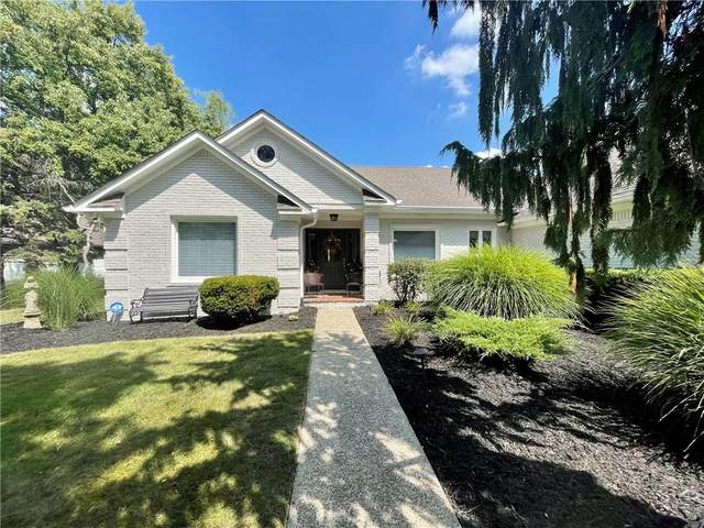 7415 Oakland Hills Court, Indianapolis, IN 46236 (MLS #21809110) :: The Indy Property Source