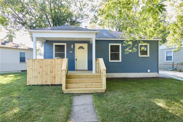 5481 E 18TH Street, Indianapolis, IN 46218 (MLS #21809116) :: Dean Wagner Realtors