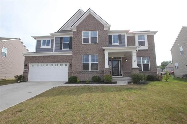 4546 Maldenhair Drive, Indianapolis, IN 46239 (MLS #21809117) :: Richwine Elite Group