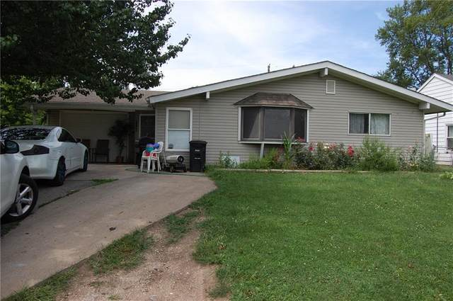 1708 Melbourne Road, Lafayette, IN 47904 (MLS #21809118) :: Mike Price Realty Team - RE/MAX Centerstone