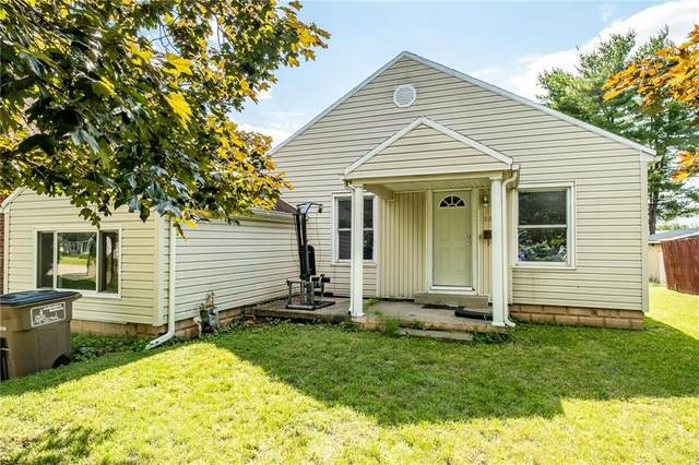 1330 Central Avenue, Columbus, IN 47201 (MLS #21809143) :: Mike Price Realty Team - RE/MAX Centerstone