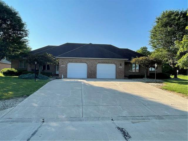 14105-14107 N Heather Lane, Daleville, IN 47334 (MLS #21809149) :: The Evelo Team