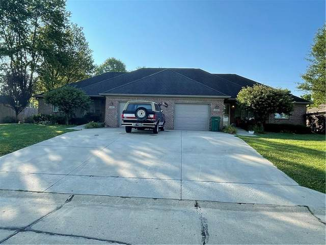 14101-14103 W Heather Lane, Daleville, IN 47334 (MLS #21809152) :: The Evelo Team