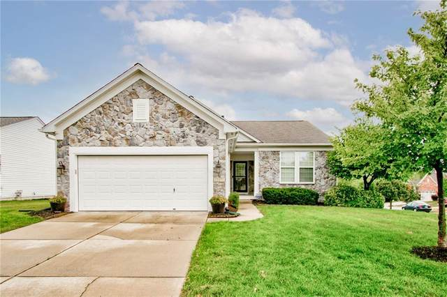 12874 Chorleywood Circle, Fishers, IN 46037 (MLS #21809182) :: Mike Price Realty Team - RE/MAX Centerstone