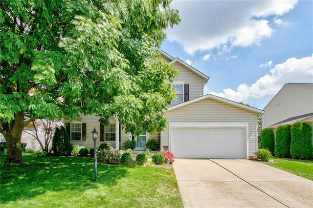 13951 Wakefield Place, Fishers, IN 46038 (MLS #21809205) :: Mike Price Realty Team - RE/MAX Centerstone