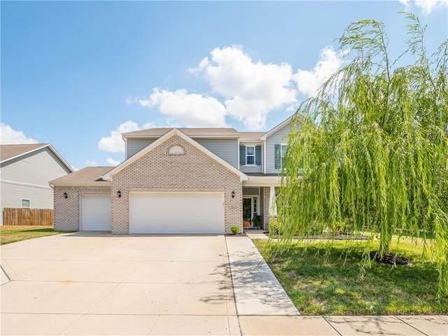 2451 Ashton Lane, Greenwood, IN 46143 (MLS #21809235) :: Ferris Property Group